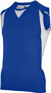 Teamwork Adult Volt Compression Track Singlet