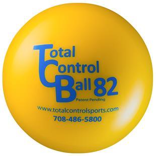 Total Control Ball 82 Baseball Softball (Bulk)
