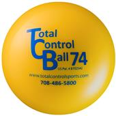 Total Control Ball 74 Baseball Softball (Bulk)