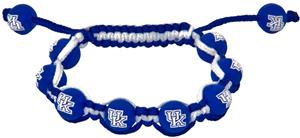 Eagles Wings NCAA Kentucky Bead Bracelet
