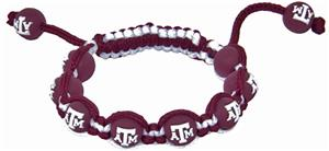 Eagles Wings NCAA Texas A&M Bead Bracelet
