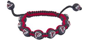 Eagles Wings NFL Atlanta Falcons Bead Bracelet