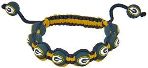 Eagles Wings NFL Green Bay Packers Bead Bracelet