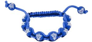 Eagles Wings NFL Tennessee Titans Bead Bracelet
