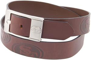 Eagles Wings NFL San Francisco 49ers Brandish Belt