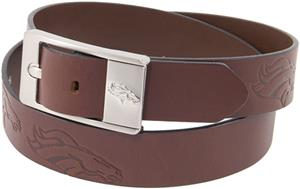 Eagles Wings NFL Denver Broncos Brandish Belt