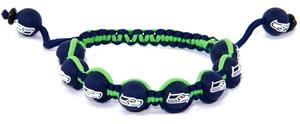 Eagles Wings NFL Seattle Seahawks Bead Bracelet