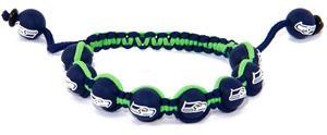 Eagles Wings NFL Seattle Seahawks Bead Bracelet