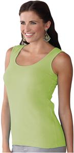 LAT Sportswear Ladies Scoop Neck Jersey Tank