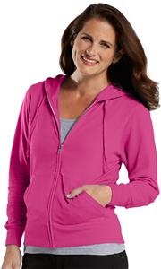 LAT Sportswear Ladies French Terry Zip Hoodie