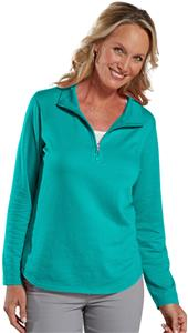 LAT Sportswear Ladies French Terry Pullover