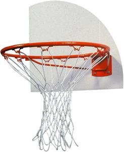 Adams BBN-1 50 Gram Braided Nylon Basketball Nets