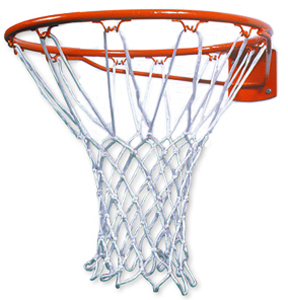 Adams BBN-3 100 Gram Braided Nylon Basketball Nets