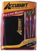 Accudart Pro-Line Master 80% Tungsten Dart Set (3)