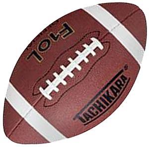Tachikara NFHS F10L Micro-Fiber Composite Football