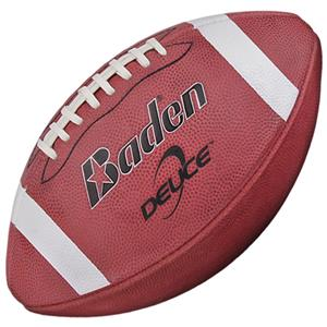 Deuce Series Full Grain Leather Game Footballs