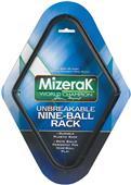Mizerak Billiard Nine Ball Rack