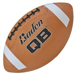 Deluxe Molded Rubber Cover Recreation Footballs