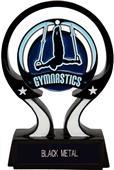 """Hasty Awards 6"""" Glow Male Gymnastics Trophy"""