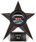 Hasty Awards Stellar Ice Patriot Swimming Trophy