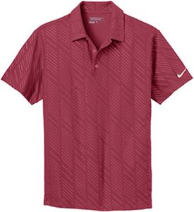Nike Golf Dri-FIT Embossed Adult Polos
