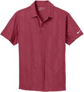 Nike Golf Dri-FIT Embossed Adult Polos
