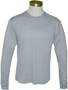 Trecento Mens Long Sleeve Crew Tee