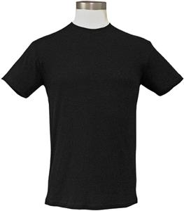 Trecento Mens Short Sleeve Fitted Crew Tee