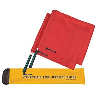Mikasa Volleyball Line Judge's Flag Set of 2