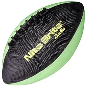 Baden NITE BRITE Glow In Dark Jr. Size Footballs