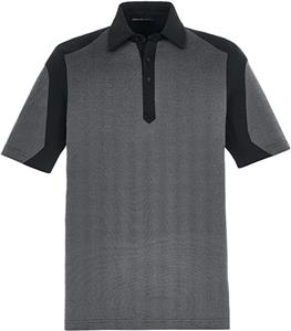 North End Sport Mens Merge Cotton Blend Polo