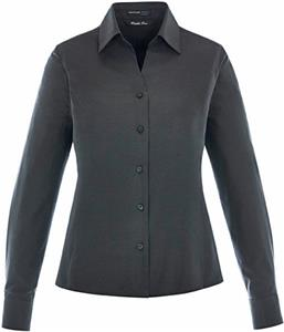 North End Sport Ladies Precise 2-Ply Taped Shirt