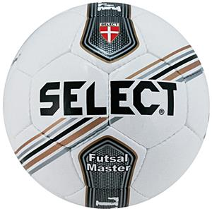 Select Futsal Master Series Soccer Ball-Closeout
