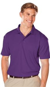 Blue Generation Mens Value Wicking Polo