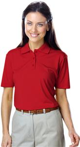 Blue Generation Ladies Value Wicking Polo