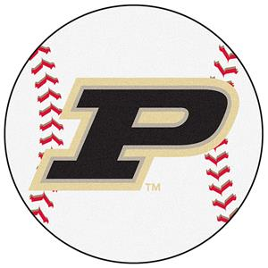 Fan Mats Purdue University Baseball Mat