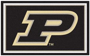 Fan Mats Purdue University 4' x 6' Rug
