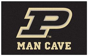 Fan Mats Purdue University Man Cave Ulti-Mat