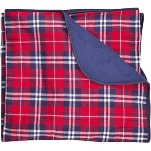 Boxercraft Premium Plaid Flannel Blankets