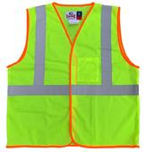 Game Sportswear The Econo-Safety Mesh Vest
