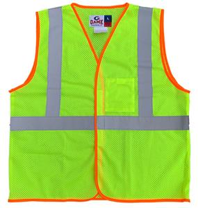 Game Sportswear The Econo-Safety Mesh Vest