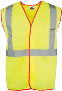 Game Sportswear The Econo-Safety Polyester Vest