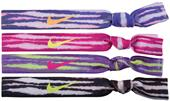 NIKE Printed Hairbands Assorted (4PK)