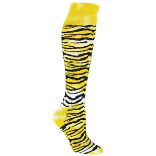 Red Lion Tie Dye Tiger Socks