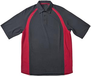 Zorrel Adult Plantation Syntrel Golf Polo Shirts