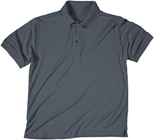 Omni Adult Newport Syntrel Mesh Polo Shirts