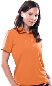 Zorrel Women's Newport-W Syntrel Mesh Polo Shirts