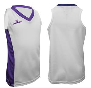 Warrior Sapphire Racerback Game Jersey-Closeout