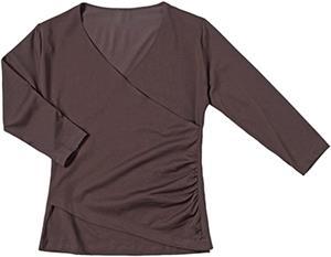 Omni Women's Dri-Balance Lourdes V-Neck Shirts