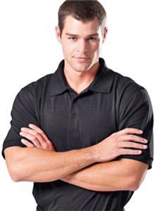 Omni Adult Meshback II Dri-Balance Polo Shirts